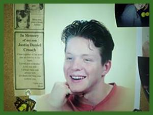 Justin Croach Memorial Scholarship Contribute